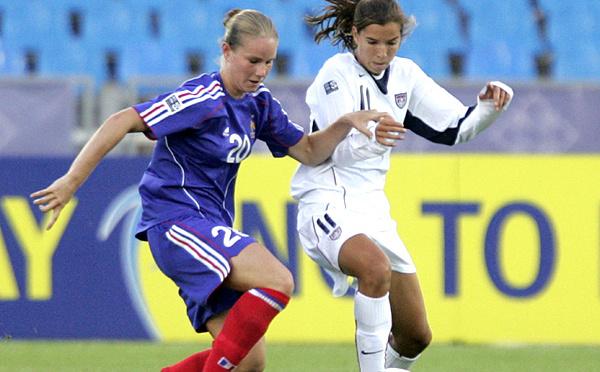 Coupe du Monde U20 - De 2002 à 2006, de la découverte à la première sortie de groupe