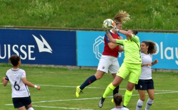 U19 - Euro : défaite face à la NORVEGE, les Bleuettes mal embarquées