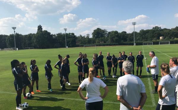 U20 - La préparation a débuté à Clairefontaine