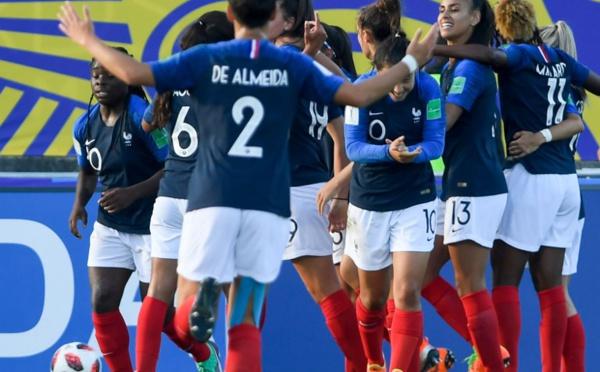 #U20WWC - Réactions des joueuses françaises
