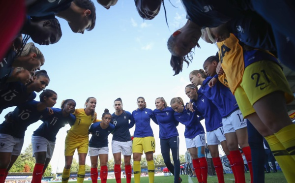 #U20WWC - La cohésion « made in France »
