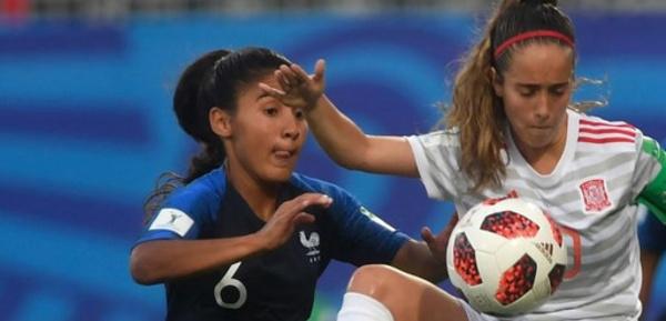 #U20WWC - Sana DAOUDI : « On n'a pas réussi à mettre notre jeu en place »
