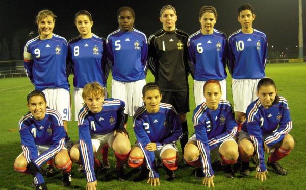 U17 : les Tricolores déroulent en seconde période