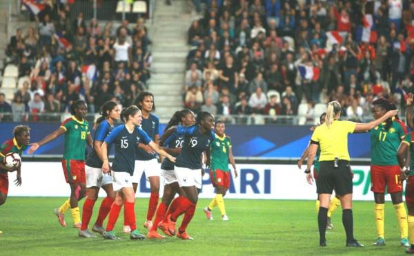 Bleues - Le résumé vidéo de FRANCE - CAMEROUN
