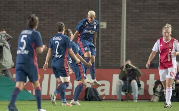 #UWCL (8es aller) - L'OL fait la différence face à l'Ajax