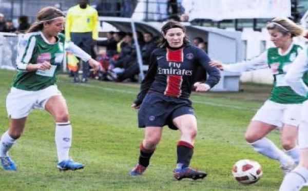 D1 : Lyon et Montpellier s'échappent