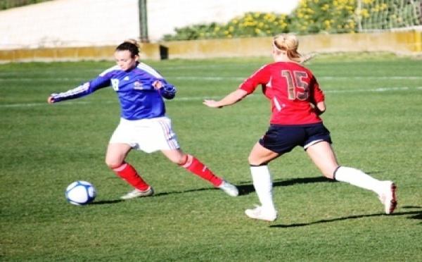 Sélection U19 : début du tournoi de La Manga face à la Norvège