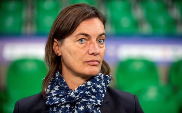 """Bleues - Corinne DIACRE : """"J'aimerais voir mon équipe menée au score"""""""