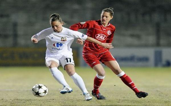 Juvisy s'incline 6-2 en Allemagne