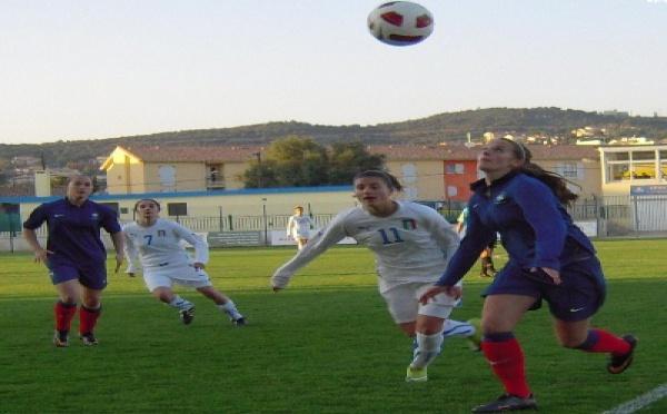 Deuxième succès des U17 devant l'Italie