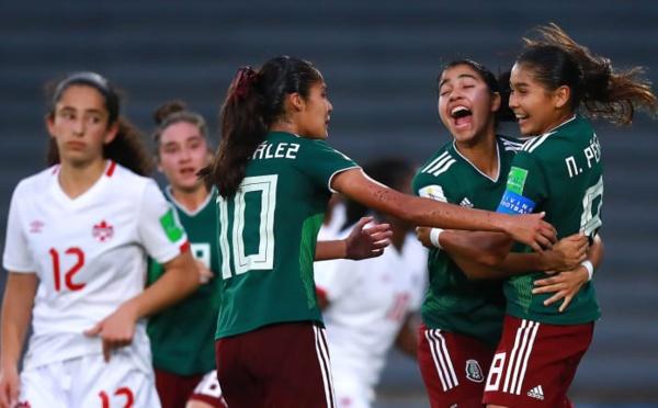 #U17WWC - Une finale ESPAGNE - MEXIQUE