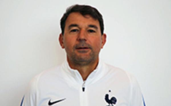 U17 - Philippe DUMAS prend la tête de la sélection