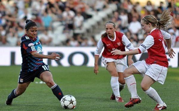 """Ligue des Champions Féminine : à l'OL les """"petites"""" Anglaises ?"""