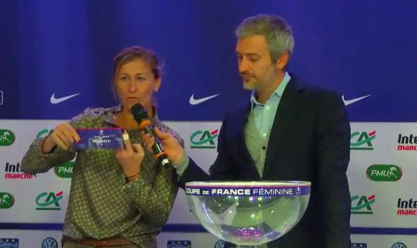 Coupe de France - Tirage au sort des 16es de finale : MONTPELLIER - PARIS FC en choc