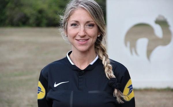 Arbitrage - Manuela NICOLOSI assistante en Ligue 2