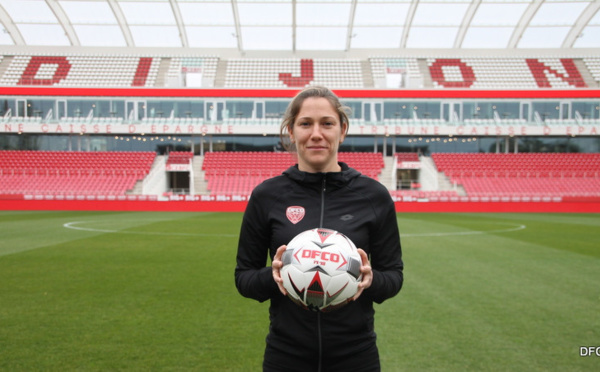 #D1F - Elise BUSSAGLIA officiellement dijonnaise