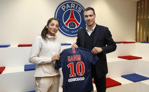 #D1F - J15 : Olivier ECHOUAFNI (PSG) : « Nadia Nadim dans le groupe face à Lille »