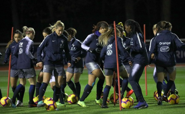 Bleues - Corinne DIACRE : « Un bon test pour se jauger à l'instant T »