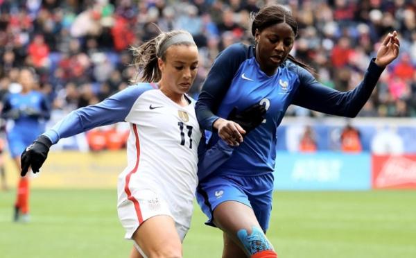 Bleues - Aissatou TOUNKARA : « On peut faire jeu égal avec les Etats-Unis »