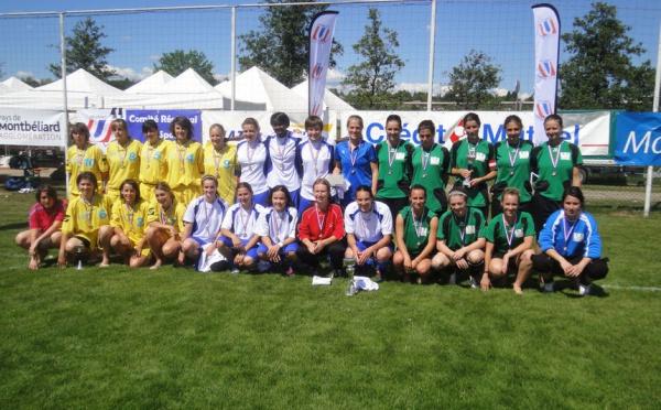 Universitaire : finale du foot à 7 à Montbéliard, victoires de Strasbourg et Toulouse Mirail
