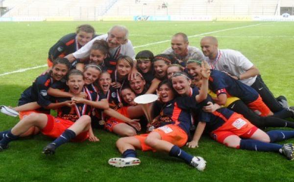 U19 : festival héraultais pour une victoire dans la première finale U19