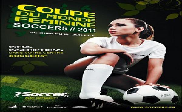 Footindoor : participez à la coupe du Monde féminine...