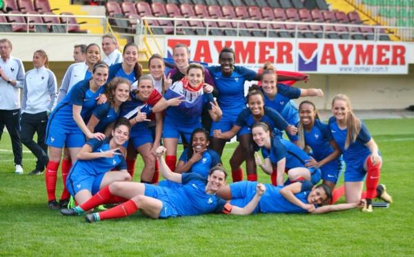 FRANCE B - Vingt joueuses sélectionnées pour le tournoi en Turquie