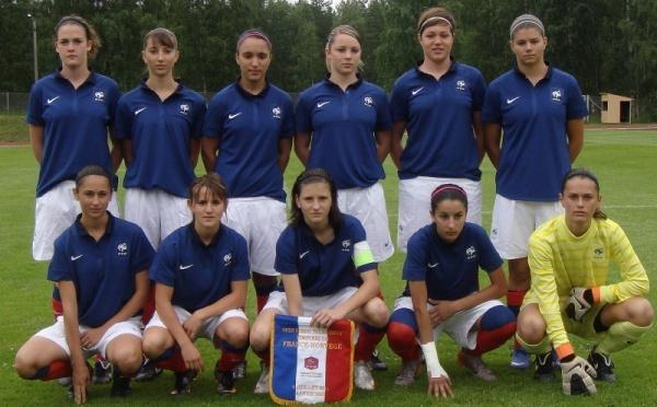 Nordic Cup U16 : les Françaises concèdent le nul face à la Norvège