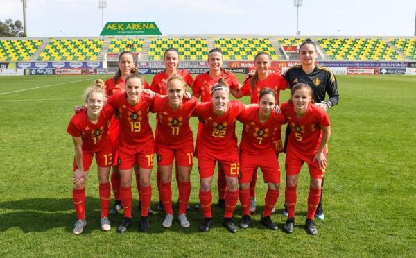 Cyprus Women's Cup - J1 : les résultats : l'ITALIE écrase le MEXIQUE, le NIGERIA à dix battu par l'AUTRICHE