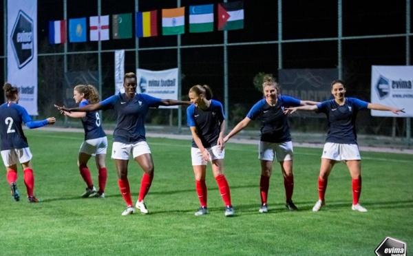 Turkish Women's Cup - Succès 3-0 pour FRANCE B face au KAZAKHSTAN