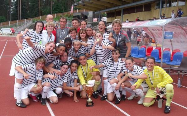 U16 : la France remporte la Nordic Cup