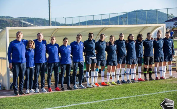 Turkish Women's Cup - J3 : les résultats et buteuses : ROUMANIE - FRANCE en finale