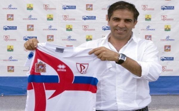 Farid Benstiti s'est engagé avec Rossiyanka (Russie)