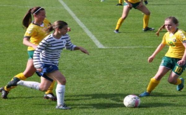 U19 : stage de début de saison