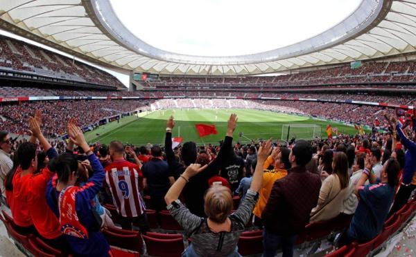 ESPAGNE - Un nouveau record mondial de spectateurs battu ce dimanche