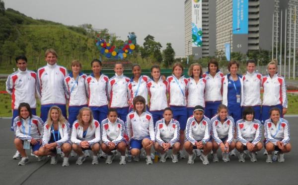 Universiade : journal de bord n°1