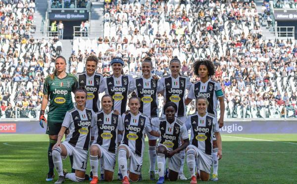 ITALIE - 39 027 spectateurs pour le succès de la JUVENTUS face à la FIORENTINA