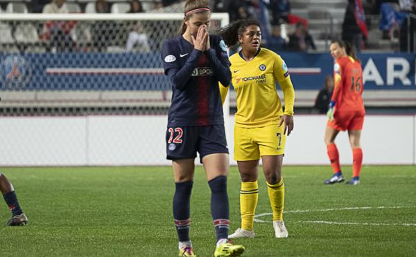 Ligue des Champions (Quart retour) - PARIS y a cru, mais Paris est éliminé