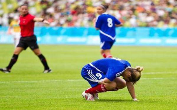 La France rate la dernière marche