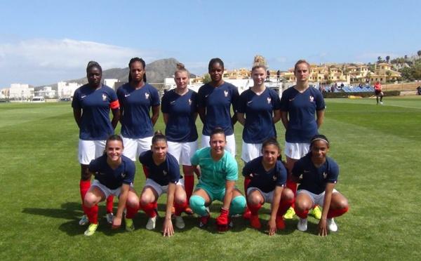 La Manga - L'équipe de FRANCE B battue par l'ANGLETERRE U21