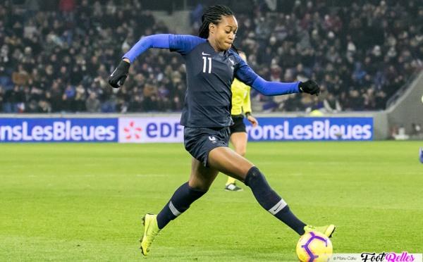 FRANCE B - La FRANCE domine les ETATS-UNIS U23