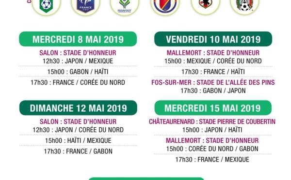 U19 - Sud Ladies Cup : la liste des sélectionnées