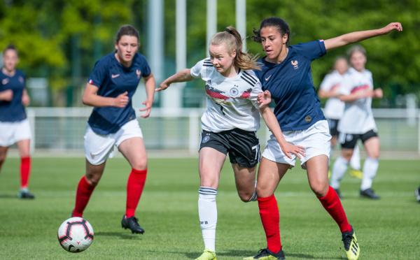 U16 - Entame manquée lors de la première manche