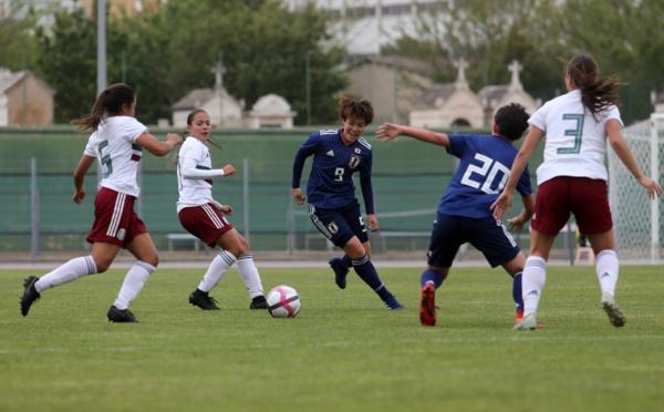 Sud Ladies Cup - Le JAPON débute par une victoire, HAÏTI cartonne