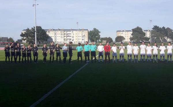 Amical - La sélection française U18 s'impose 6-0 devant ST MALO