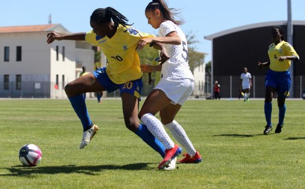 U19 - Vingt-neuf joueuses en stage de préparation à l'EURO