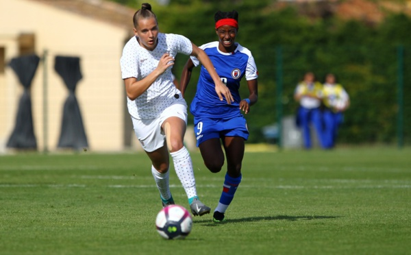 U19 - Tous les buts de la Sud Ladies Cup