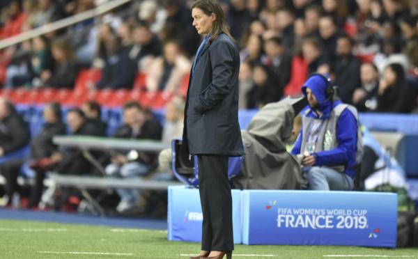 """Coupe du Monde - Corinne DIACRE : """"On a su faire que ce match soit quelque chose d'exceptionnel"""""""