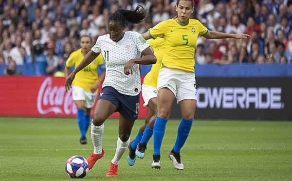 Bleues - FRANCE - BRESIL : les notes du match