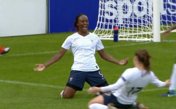 U19 - La FRANCE bat les PAYS-BAS sur la fin